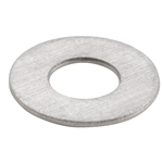 "Stainless Steel 1/4"" Flat Washer 500"
