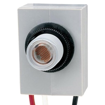 Intermatic Thermal-Type Photo Controls with Fixed Position Mounting