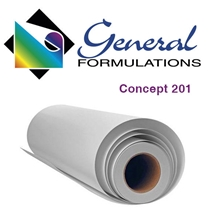 General Formulations -Matte White Clear permanent adhesive
