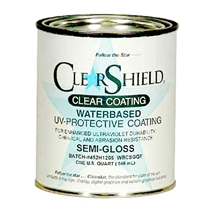 ClearShield®: Clear Liquid Laminate for Non-Water-Sensitive Ink/Media Combinations