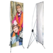 GAP Adjustable Banner Stand