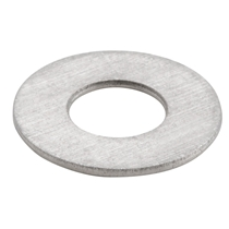 "Stainless Steel 1/4"" Flat Washer"