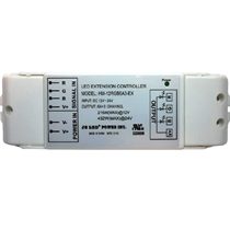 Extension Controller for RGB LED Modules 12V/6A/3 channel
